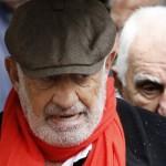 Georges Lautner funeral in Nice