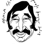 Մհեր Մկրտչյանի ծաղրանկարը